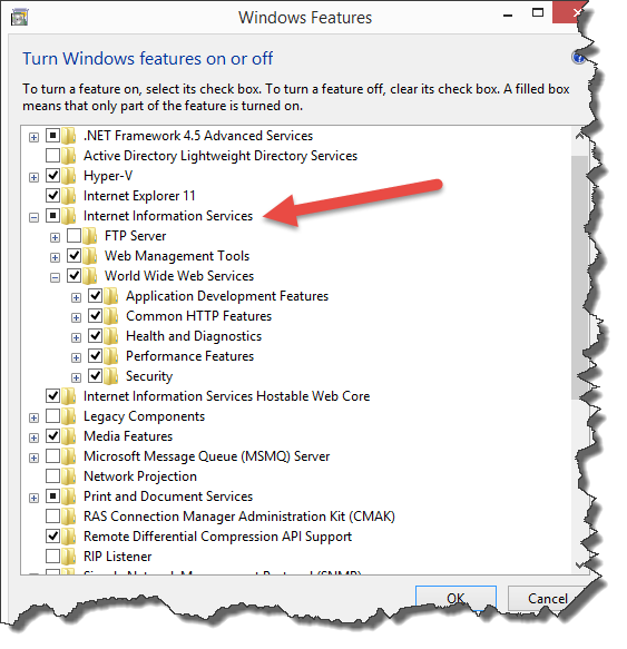 SharePoint 2013 on Windows 8 - 01.png-725x0