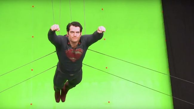 green screen superman-650-80