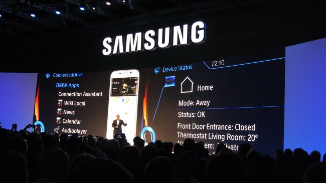 Samsung's new SmartThings hub will watch your home for you - Techionix