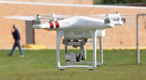 DJI Phantom 3 Standard's built-in gimbal keeps your photos and videos rock-steady.