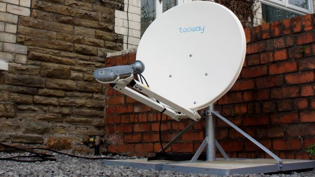 Those in Nordic countries are better off with the KA-SAT service offered by Tooway