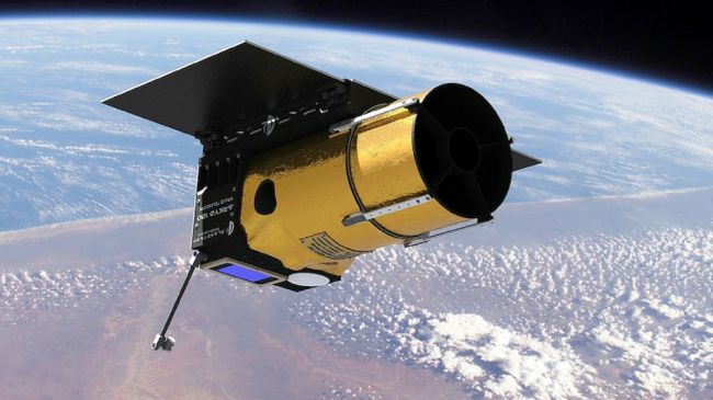 The ARKYD space telescope will search for asteroids containing rare metals (Image: Planetary Resources)