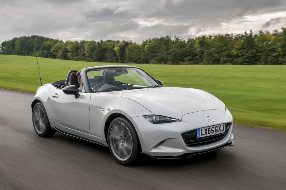 Mazda Will Build A More Upscale MX 5 Miata For 600 British Enthusiasts
