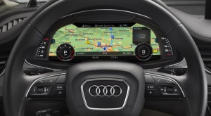 Picture: Audi Q7 Virtual Cockpit