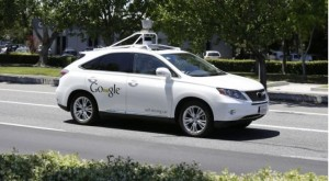 Google cars have clocked up over one million miles on public roads