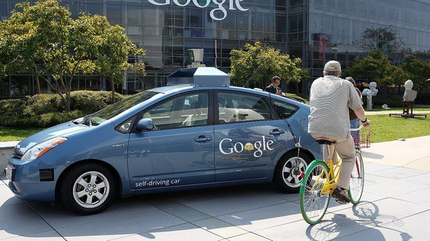 In all previous Google self-driving car collisions other road users were to blame