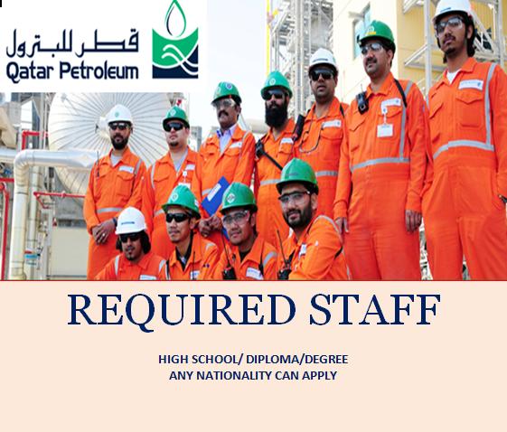 Latest Jobs at Qatar Petroleum - Techionix