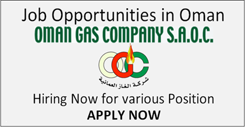 Jobs in Oman Gas Company-SAOC - Techionix