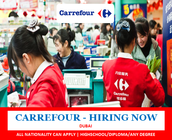 register your cv with carrefour dubai